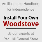 install your own woodstove